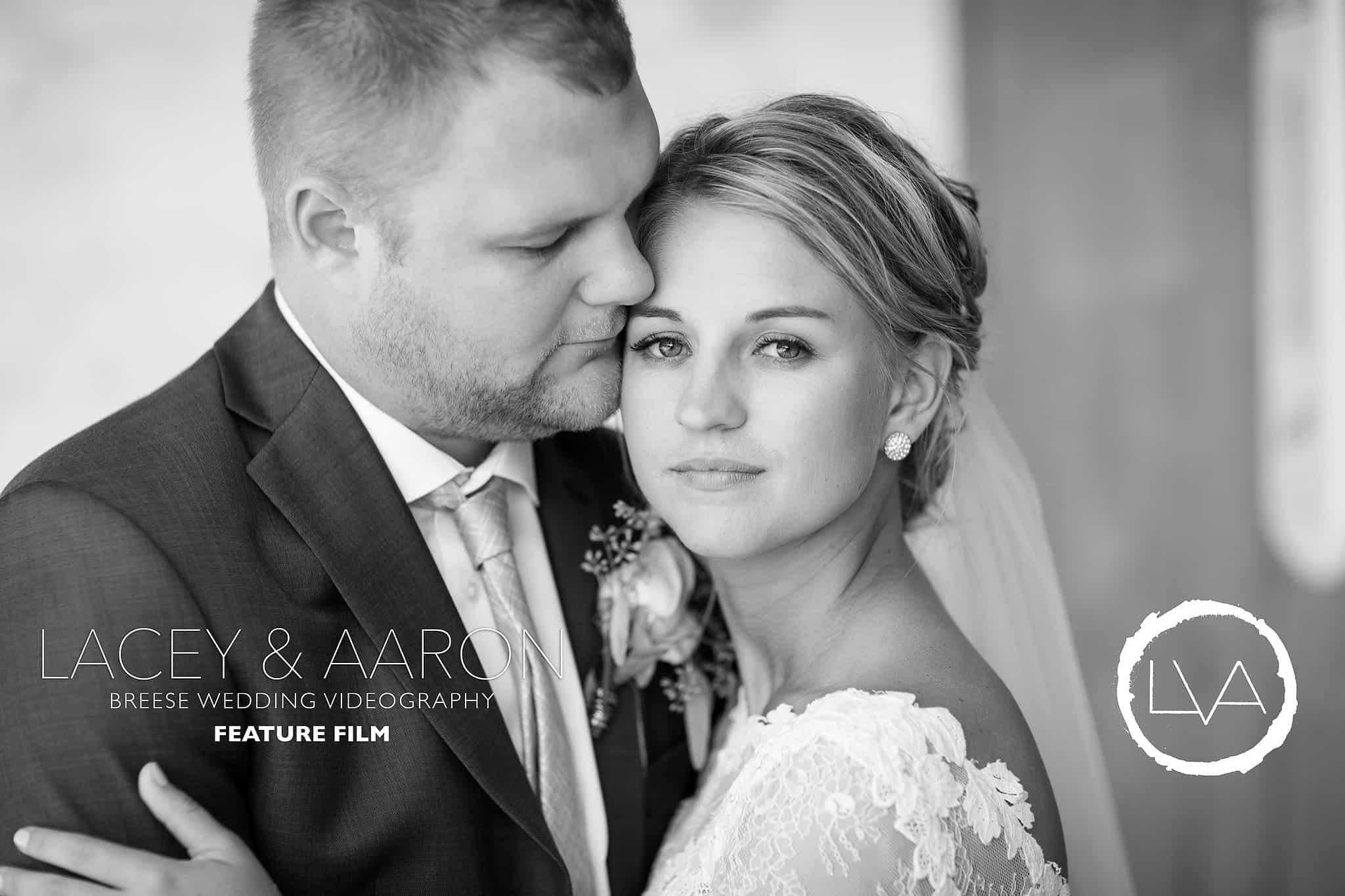 Aaron and lacey wedding