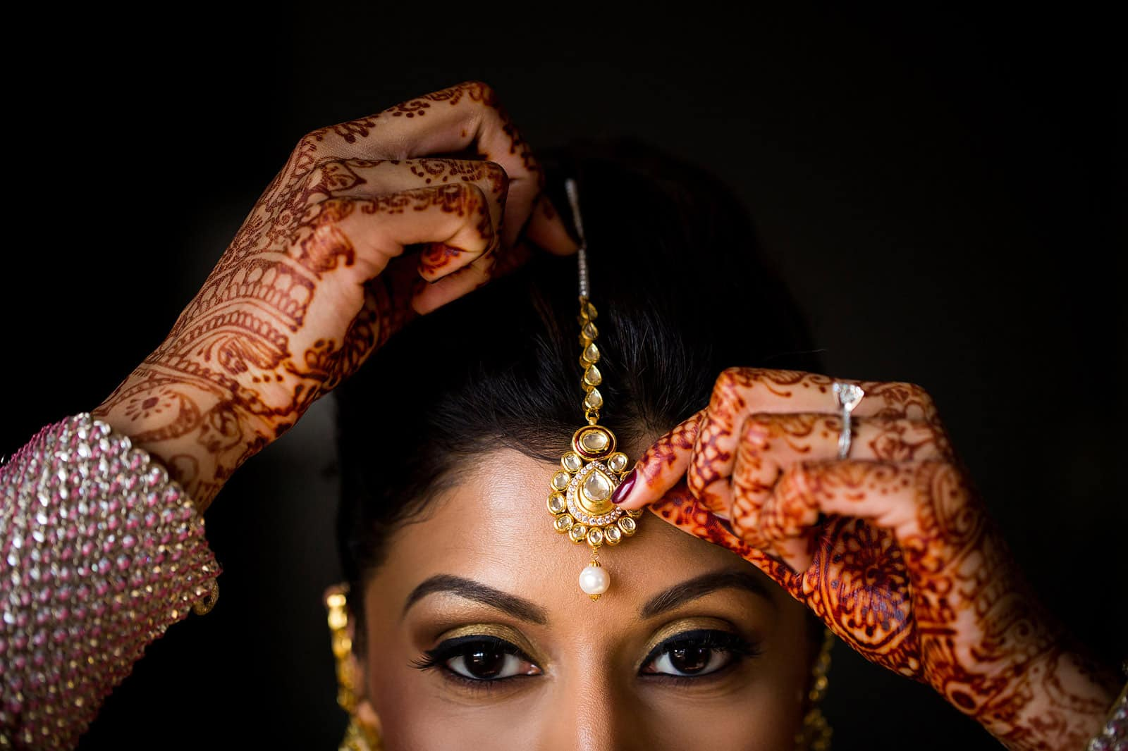 Indian Wedding Photographer St. Louis