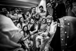 Joota Chupai Hindu wedding photographer