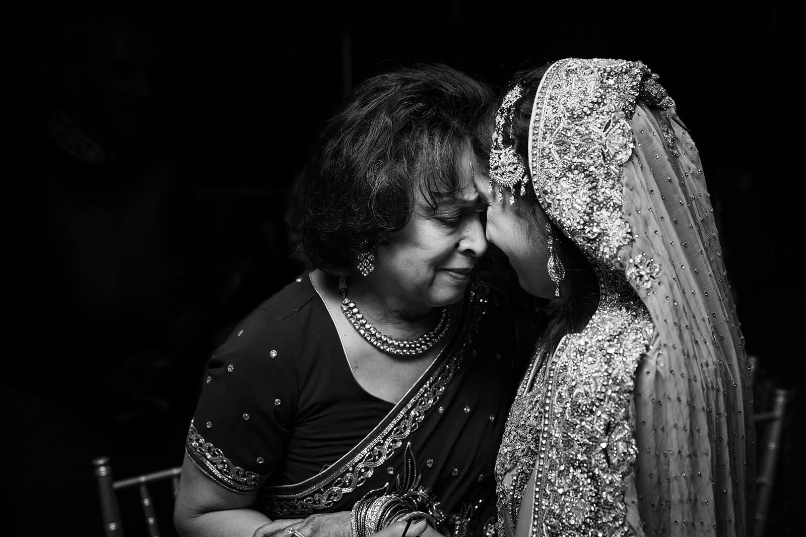 Pakistani wedding photography reception good bye