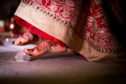 Indian Hindu Wedding Photographer Treading the Grindstone St. Louis