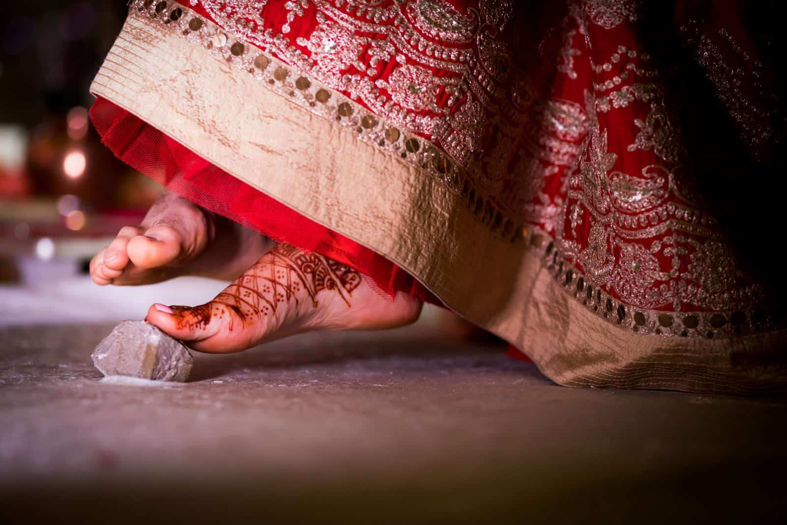 Indian Hindu Wedding Photographer Treading the Grindstone St. Louis